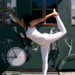 Yoga im Sommer